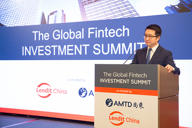 2016 LendIt – AMTD Global Fintech Hong Kong Summit successfully launched