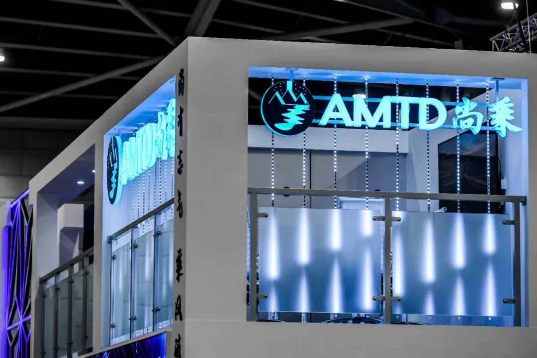 #AMTD x SFF Vol.3 | AMTD Innovation Lab @ SG Tour