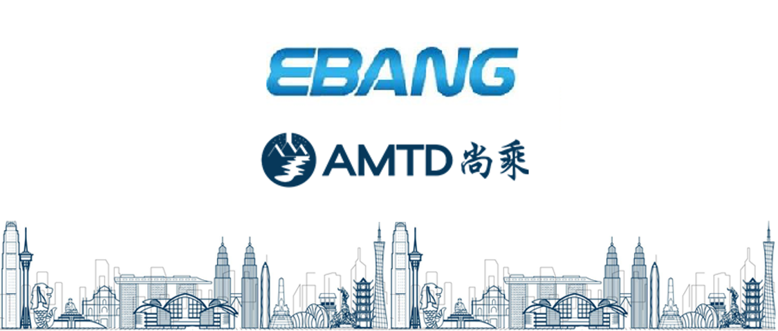AMTD leads the US IPO of Ebang