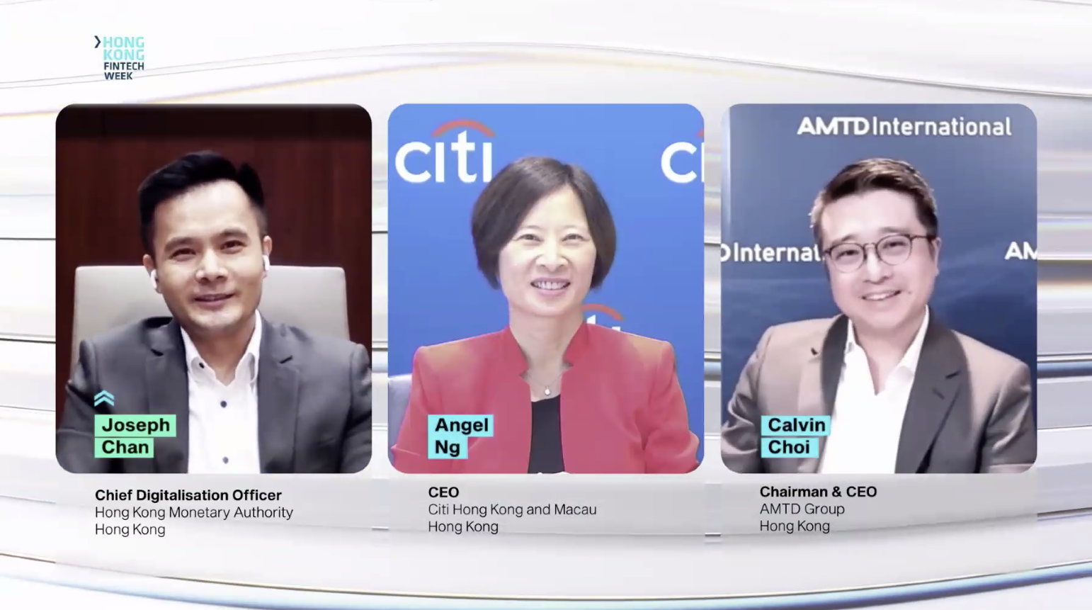HK FinTech 2020 | Digitization of Global Financial Services