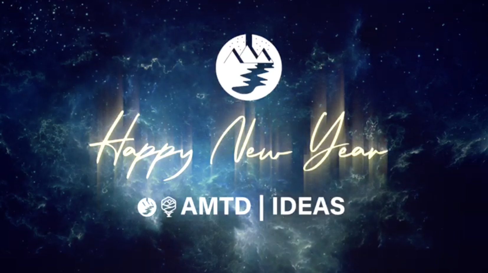New Year's Greeting from AMTD