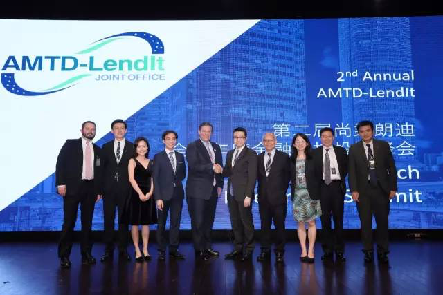 The 2nd Annual AMTD-LendIt Global Fintech Investment Summit is held successfully